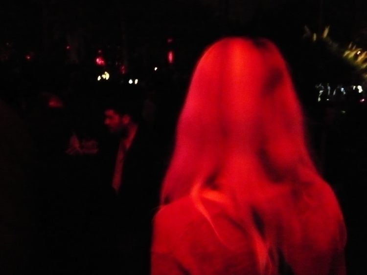 Red Lady - night, party, fashion - laurentlab | ello