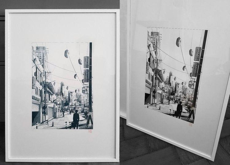 Image 'Cityscape' Limited Editi - alexanderdaxboeck   ello