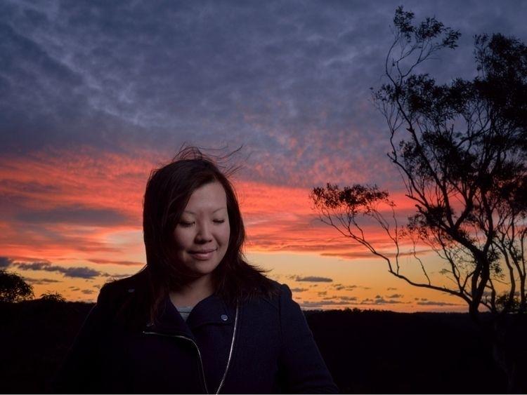 Sunset portraits - ellophotography - solarfractal   ello