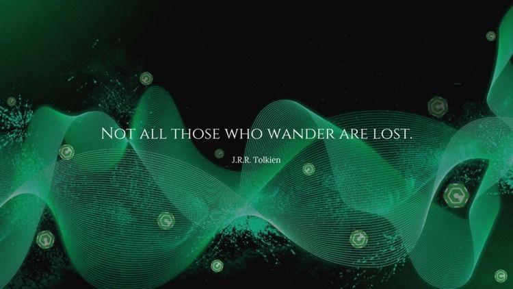 Tolkien Wallpaper von HEX Proje - funnyjohanny | ello