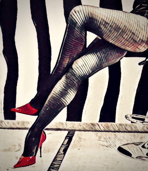 | Happy Legs Day - Heels, Photography - ziolele | ello