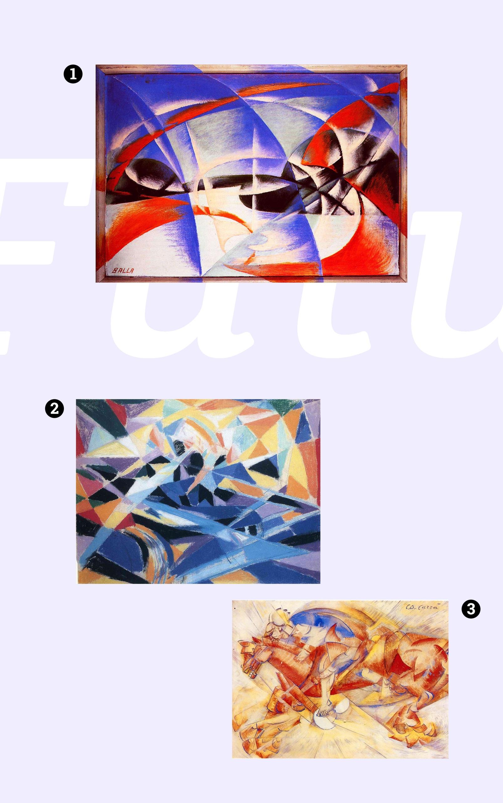 Futuryzm [moodboard]