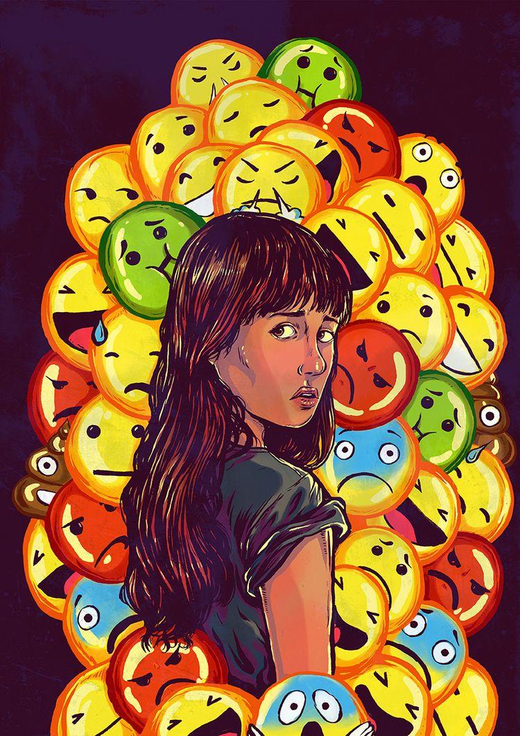 Cyberbullying Submitted ArtMoi - nicolaenegura | ello