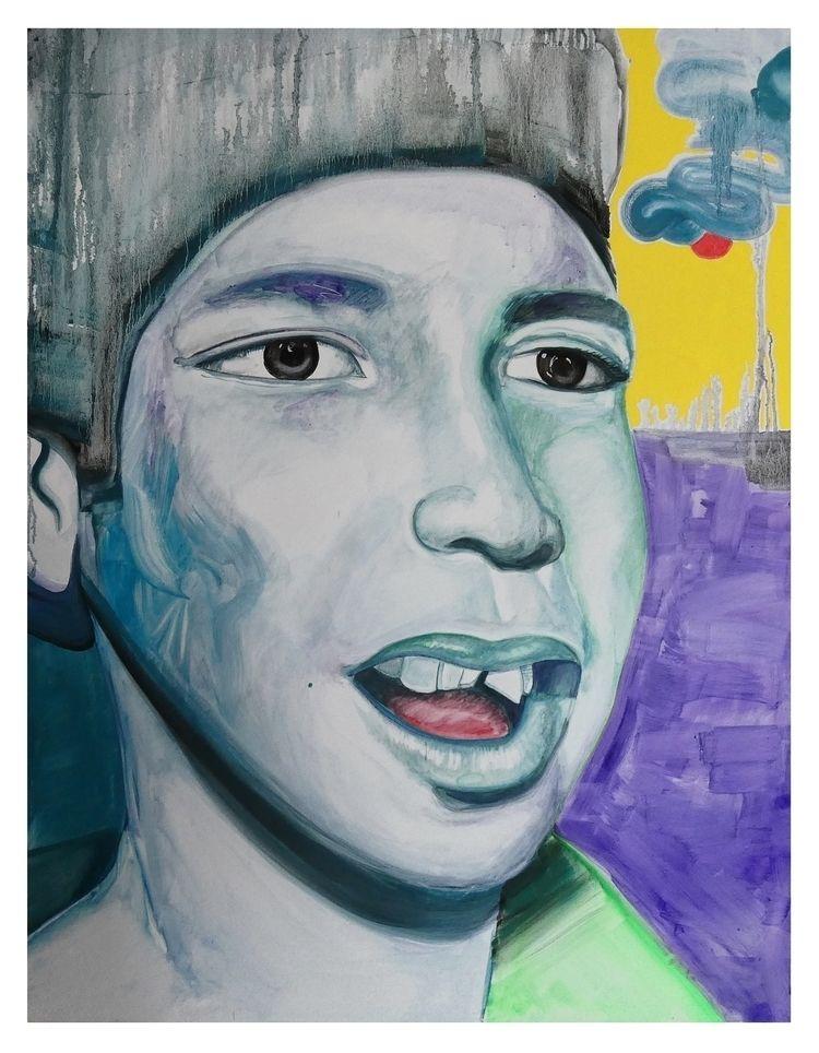 Axel Rivas | Oil Canvas 100/80c - pastusiak | ello