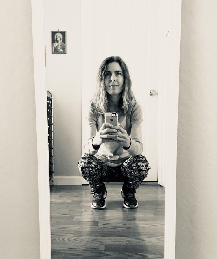 Mary - selfie - katemoriarty   ello