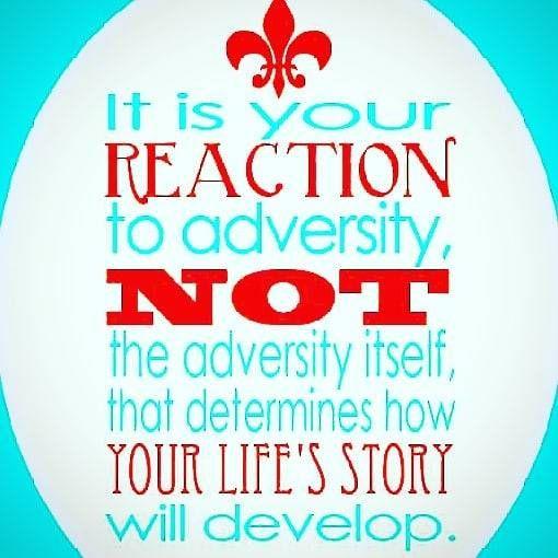 reaction adversity, adversity d - vicsimon   ello