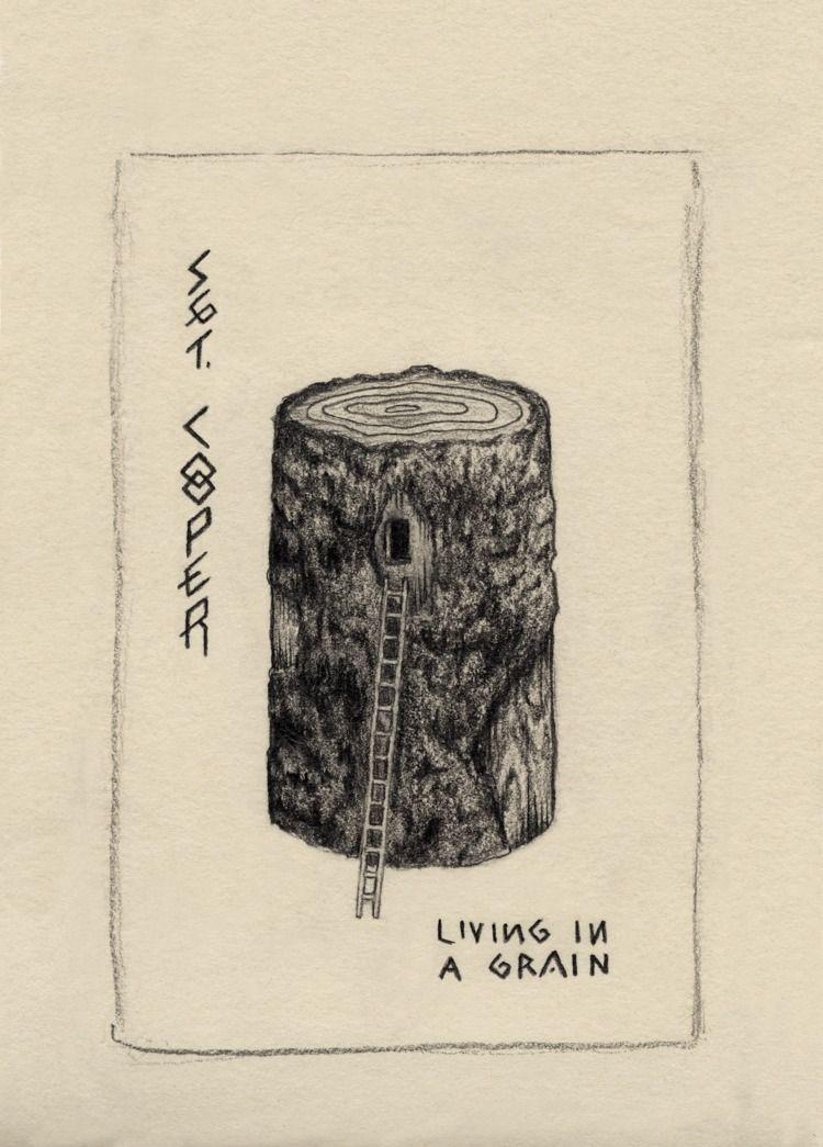 drew fellow band, tape cover - kevin_kuenstler | ello