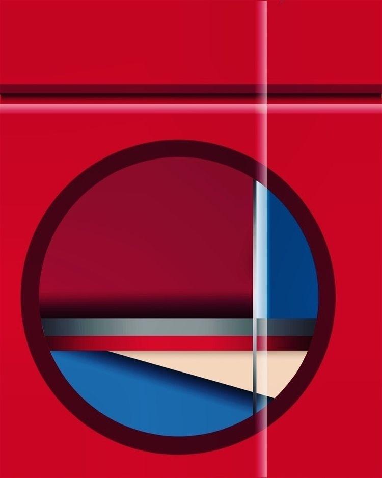 Reseaux - abstract, contemporary - abzstrakt | ello