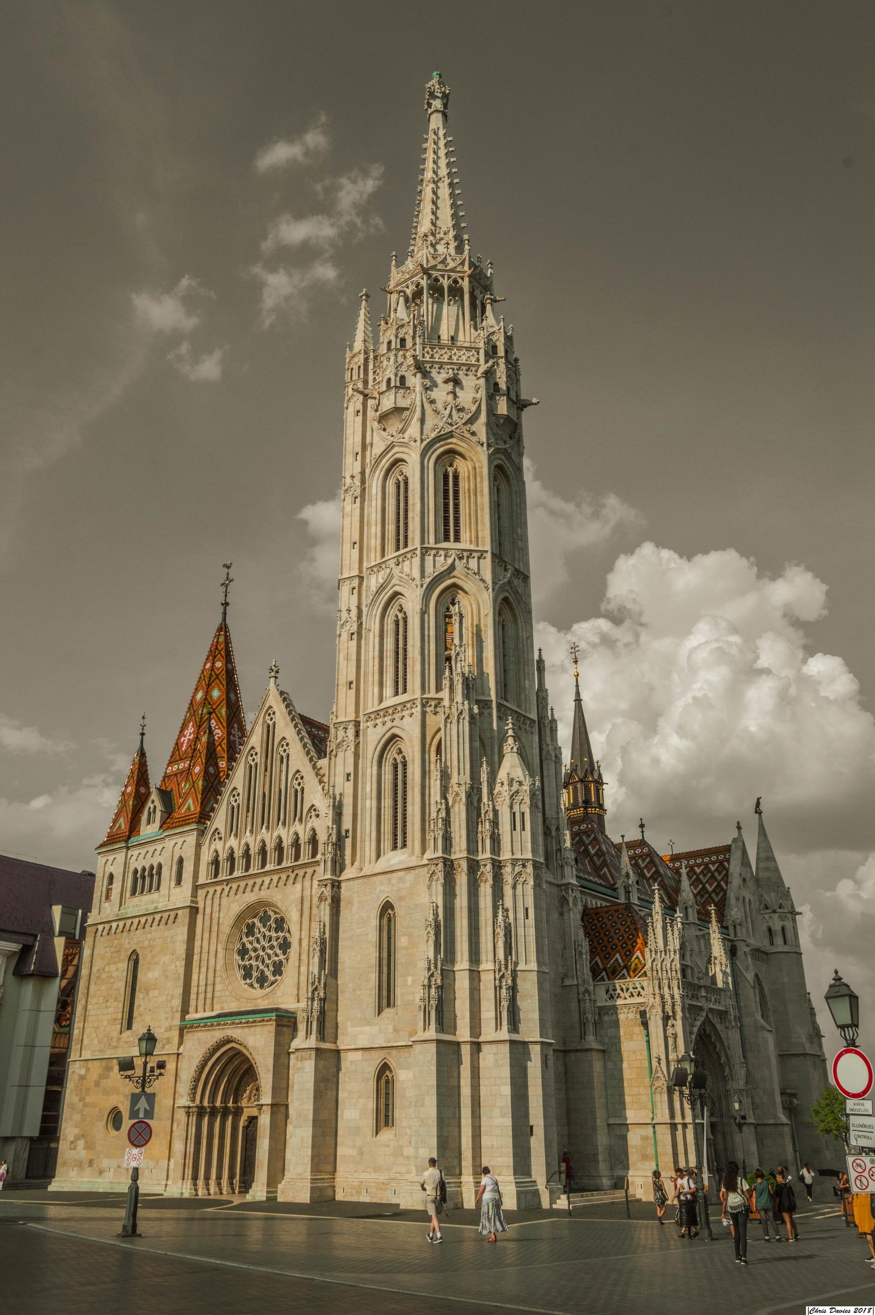 Matthias Church Budapest - tecnonaut | ello