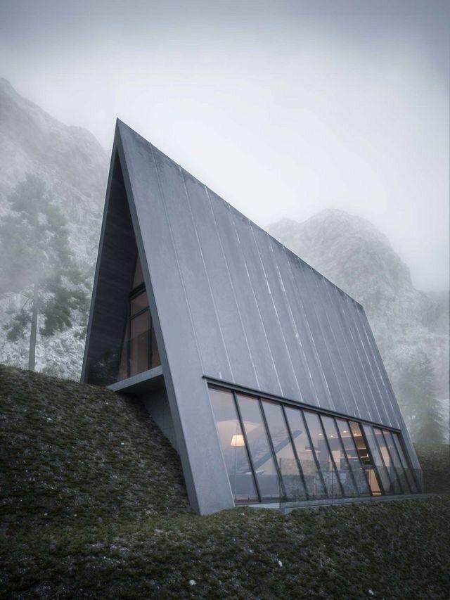 art, home, house, life, mountain - design1 | ello