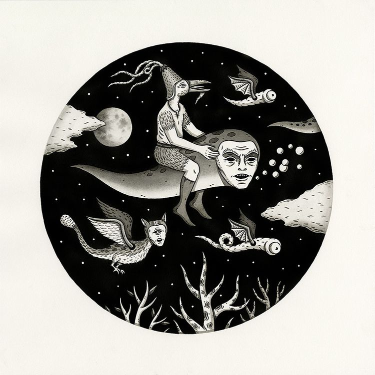'Midnight Ride' Jon MacNair, in - wowxwow | ello