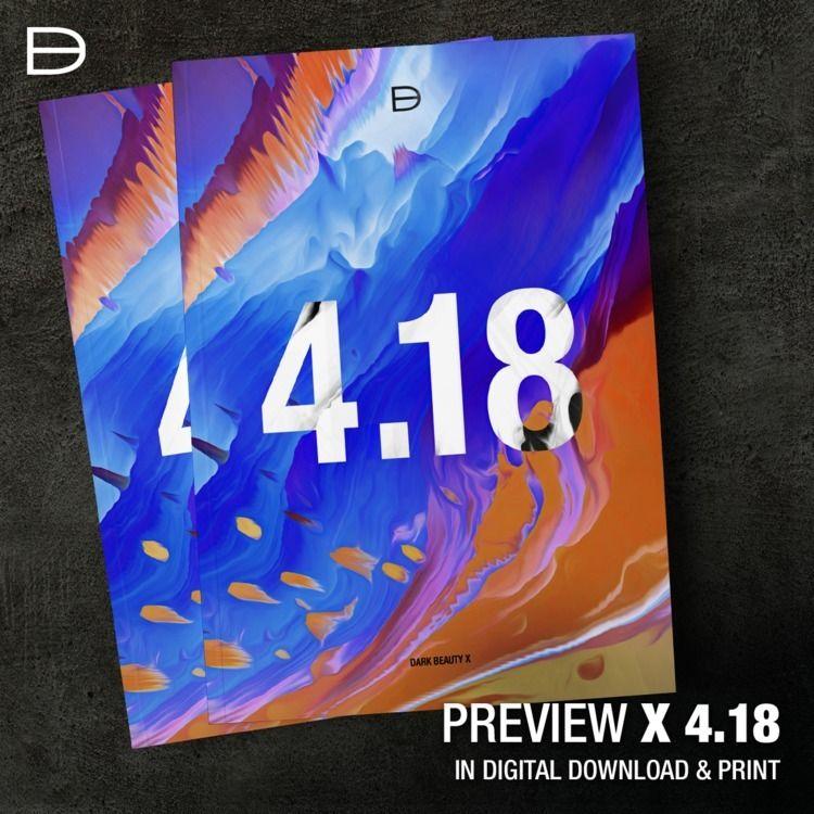 Preview 4.18 darkbeauty.com Dig - darkbeautymag | ello