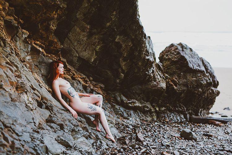redhead, tits, naked, nude, rock - ukimalefu | ello