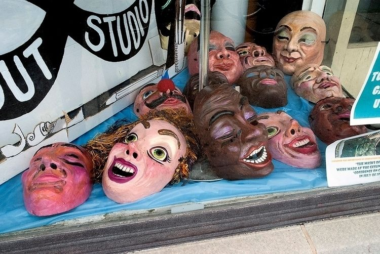 Mask Shop, Chicago Illinois - photostatguy | ello
