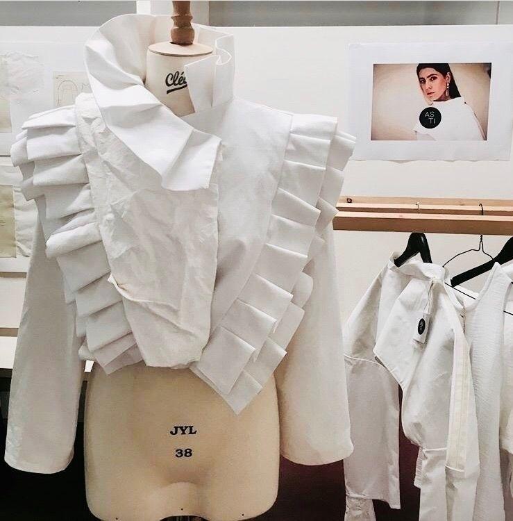 Bts Mode Design Lycée Ambroise  - karinechaneyin | ello