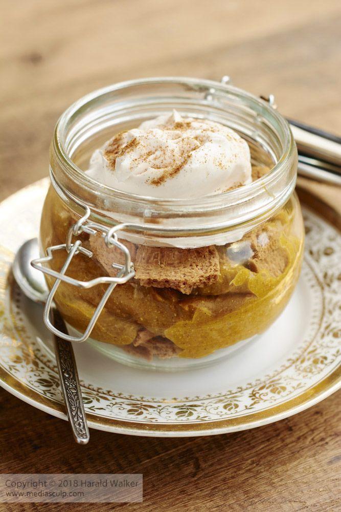 Pumpkin Pie Jar Ginger Snaps - food - mediasculp   ello