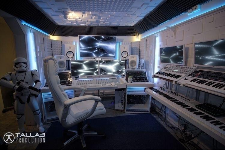 command bridge - musicstudio, studio - talla3 | ello