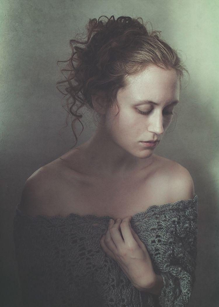 """Debilitation"" — Photographer/M - darkbeautymag | ello"