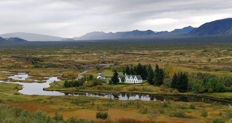 iceland, nature, pingvillar - leonneke | ello