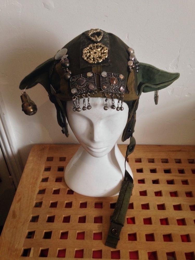 60s aviator hat army Boomtown - vintage - violetadada | ello