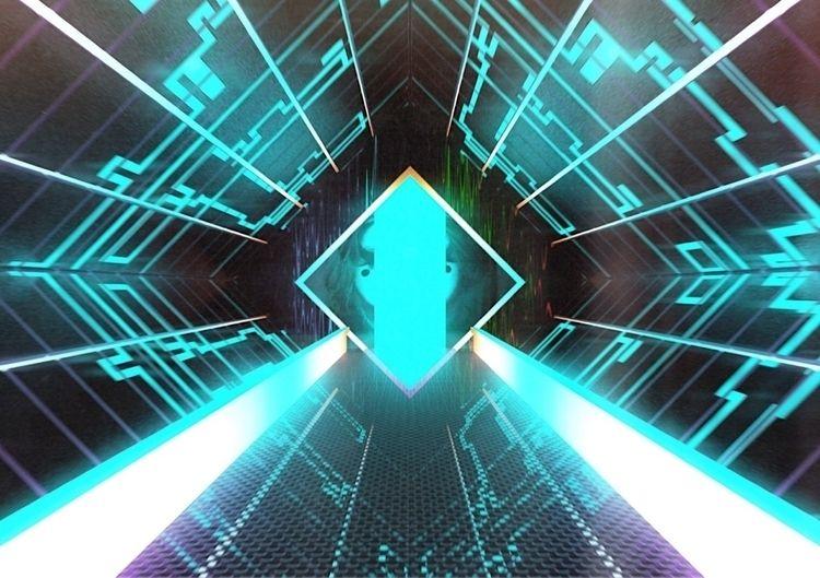 Mantra  - Art, 3Dart, Cinema4D, Neon - darlingdesign | ello