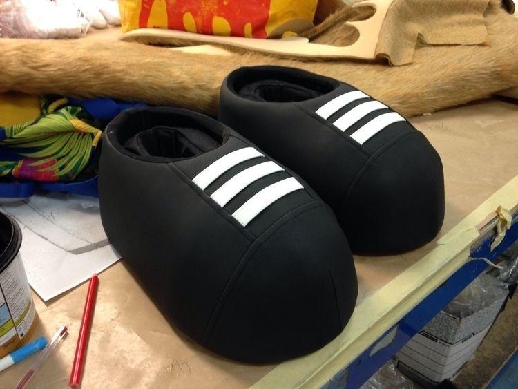 shoes, costume, costumelife, handmade - violetadada | ello