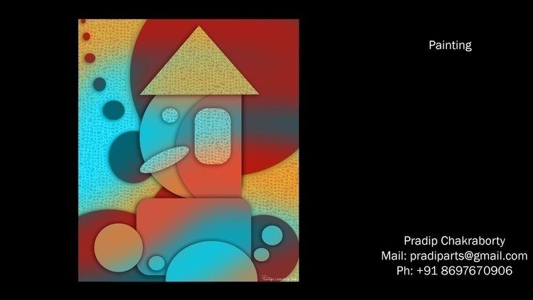 Ganesha02. Digital painting. Hi - pradiparts | ello
