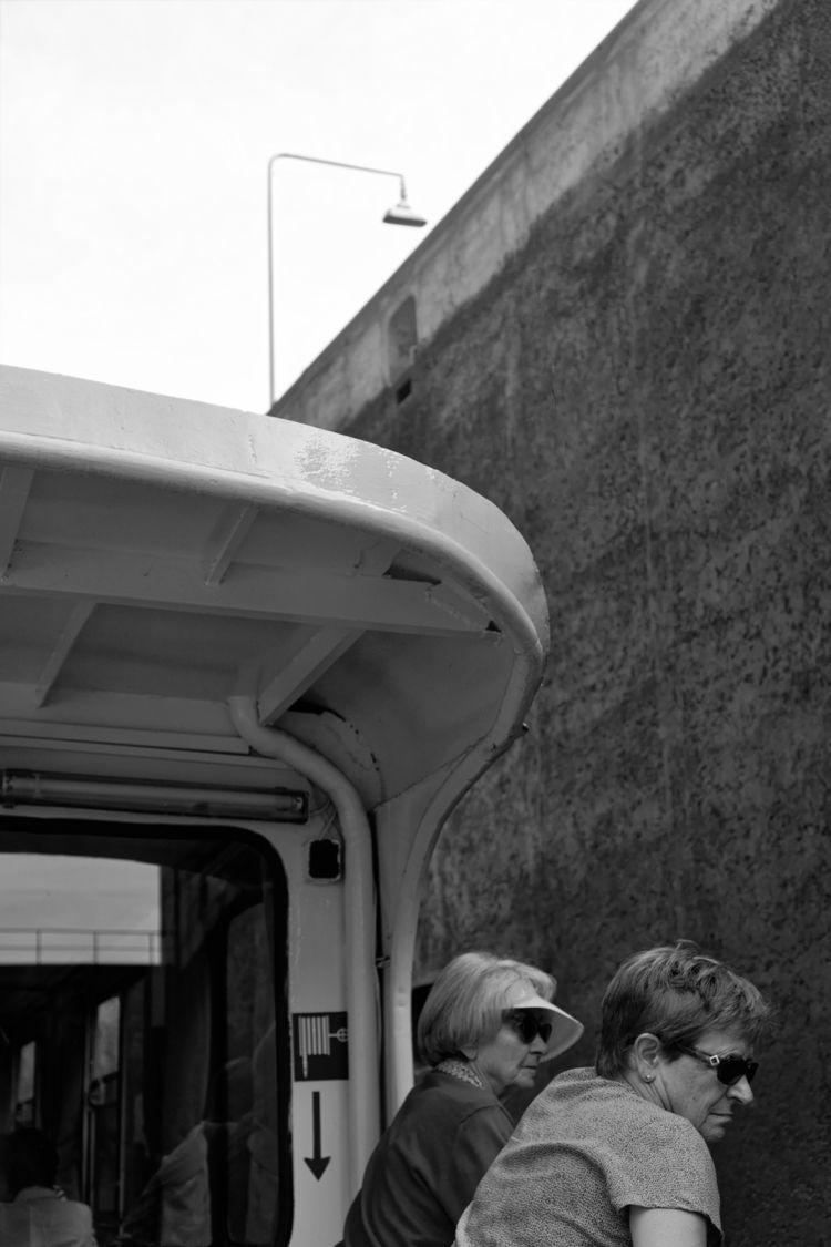 Schleuse - photography, people, elloisforships - marcushammerschmitt | ello