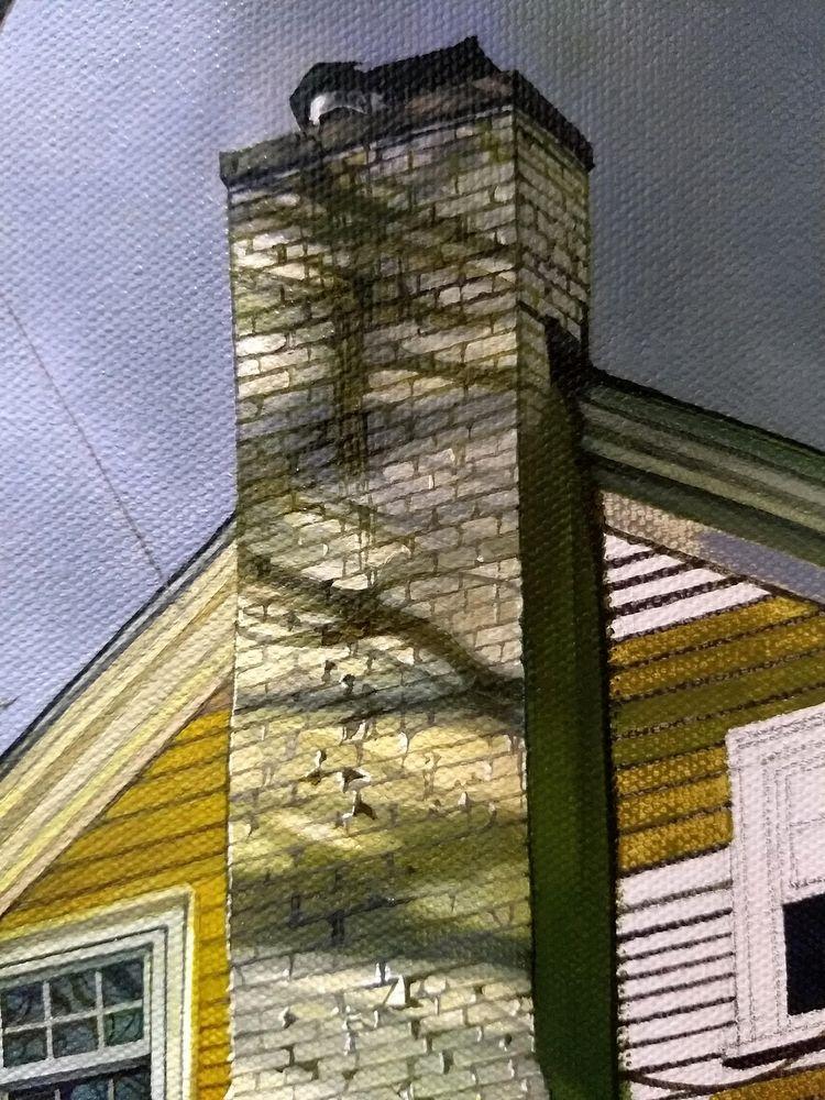 Progress lego tower - art, JoleneLai - enelojial | ello