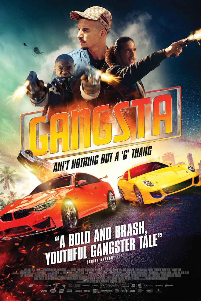 Gangsta - Trailer lives dealer  - comicbuzz   ello