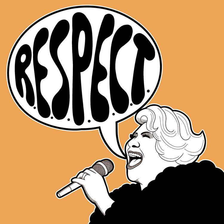 respect, arethafranklin, aretha - elmarnoteboom | ello