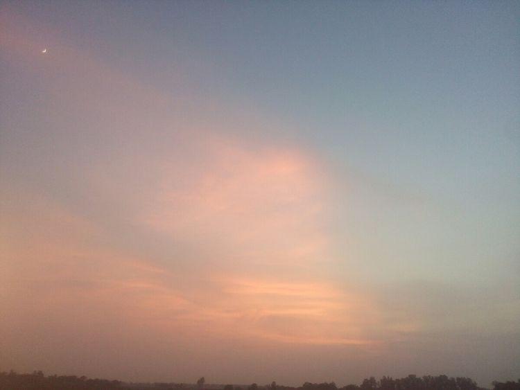 Awesome beautiful sky - itsafzalsheikh   ello