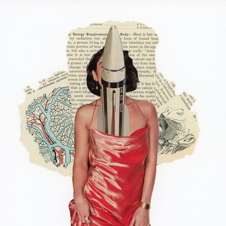 Fashion Collage Art Discord - collage - alaskapalms | ello