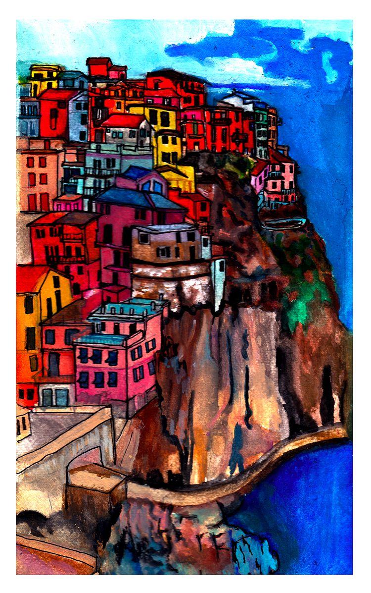 Cinque Terre - andriatlfr | ello