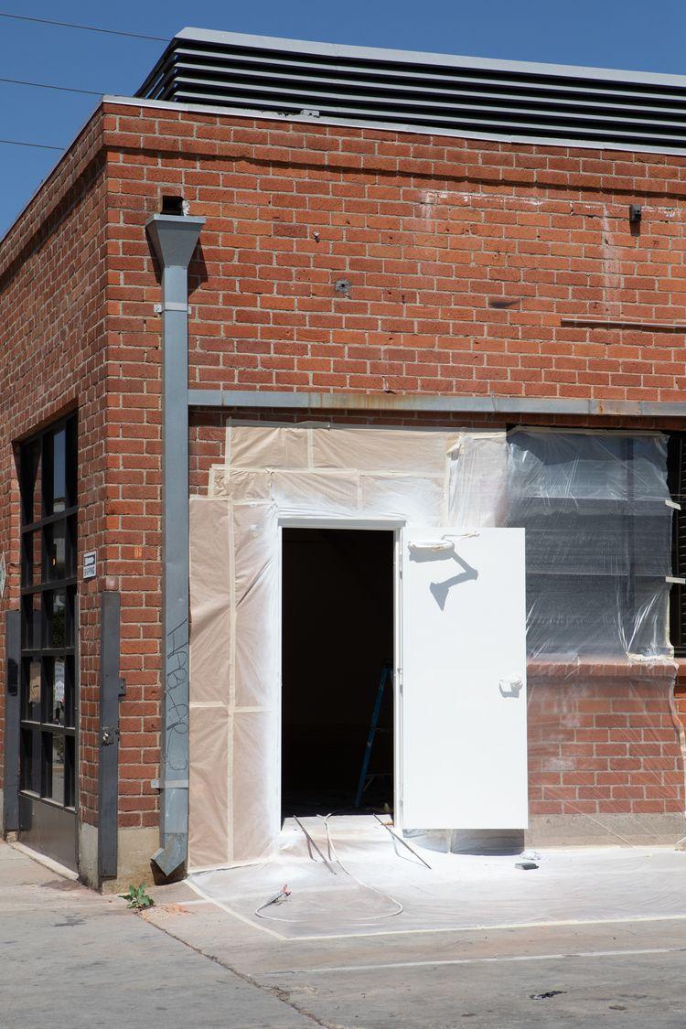 White Door, Wesley St, Culver C - odouglas | ello