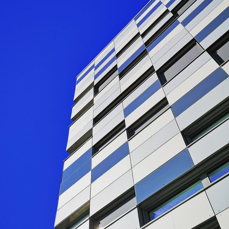 Architecture hometown Fredrikst - stigergutt | ello