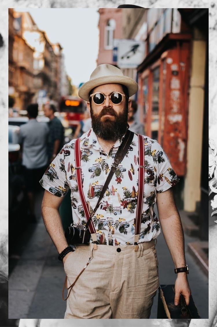 vintage, style, budapest, beard - seemythirdeye | ello