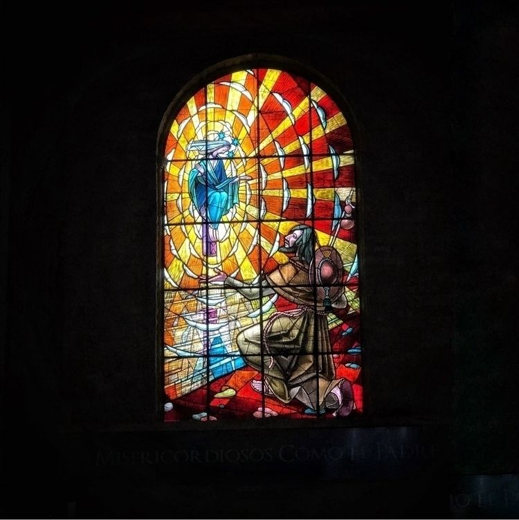 Vitral - vitral, color, art, black - byronbermeo | ello