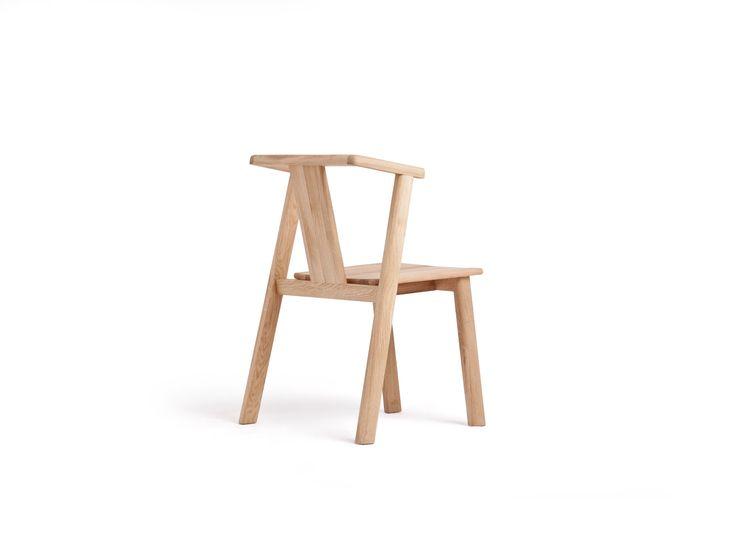 Bolko Oak Chair Material: 100%  - womierzwa | ello