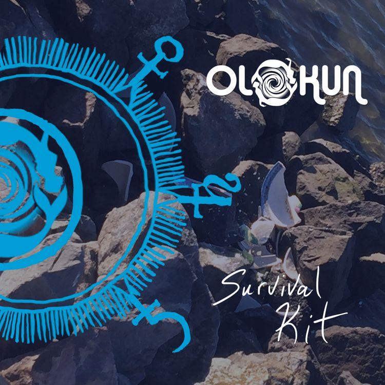 Psychedelic power pop duo OLOKU - olokun | ello