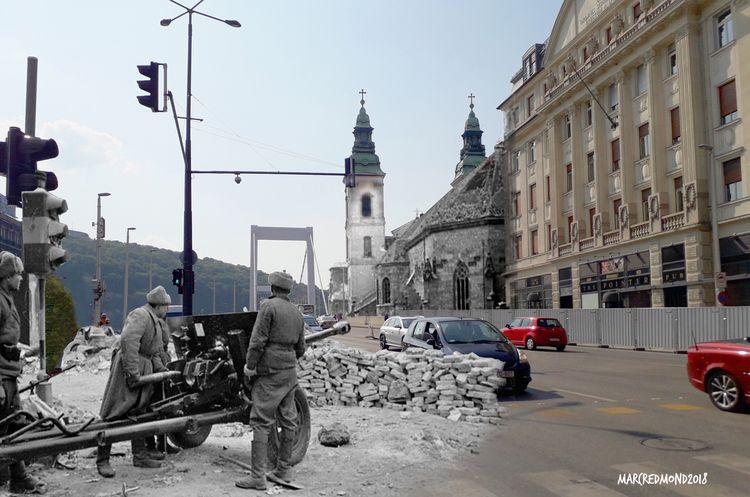 Budapest - Soviet infantry gun  - marcredmond | ello