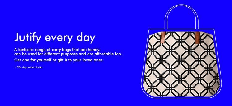 Jute Bags Making Fashion statem - jutify | ello