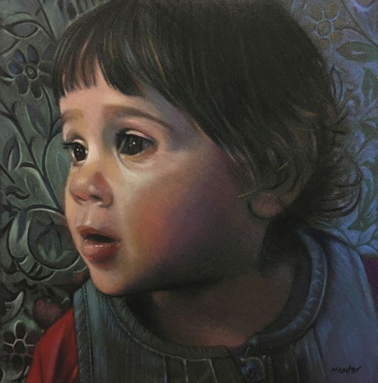 'Heal world purity child' 11 Pa - micheleashby | ello