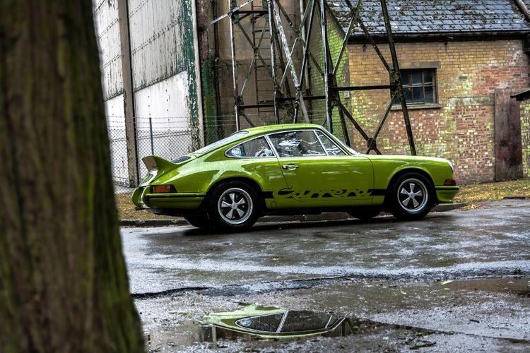 Chartreuse - porsche, 911, porsche911 - virgiliuandone | ello