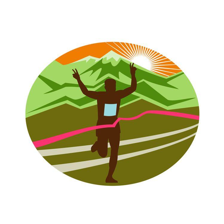Marathon Finisher Oval - patrimonio - patrimonio | ello