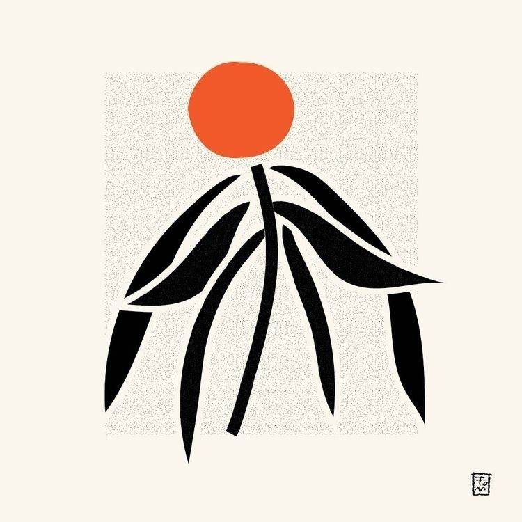 Growing - art, minimal, minimalism - filmarra | ello