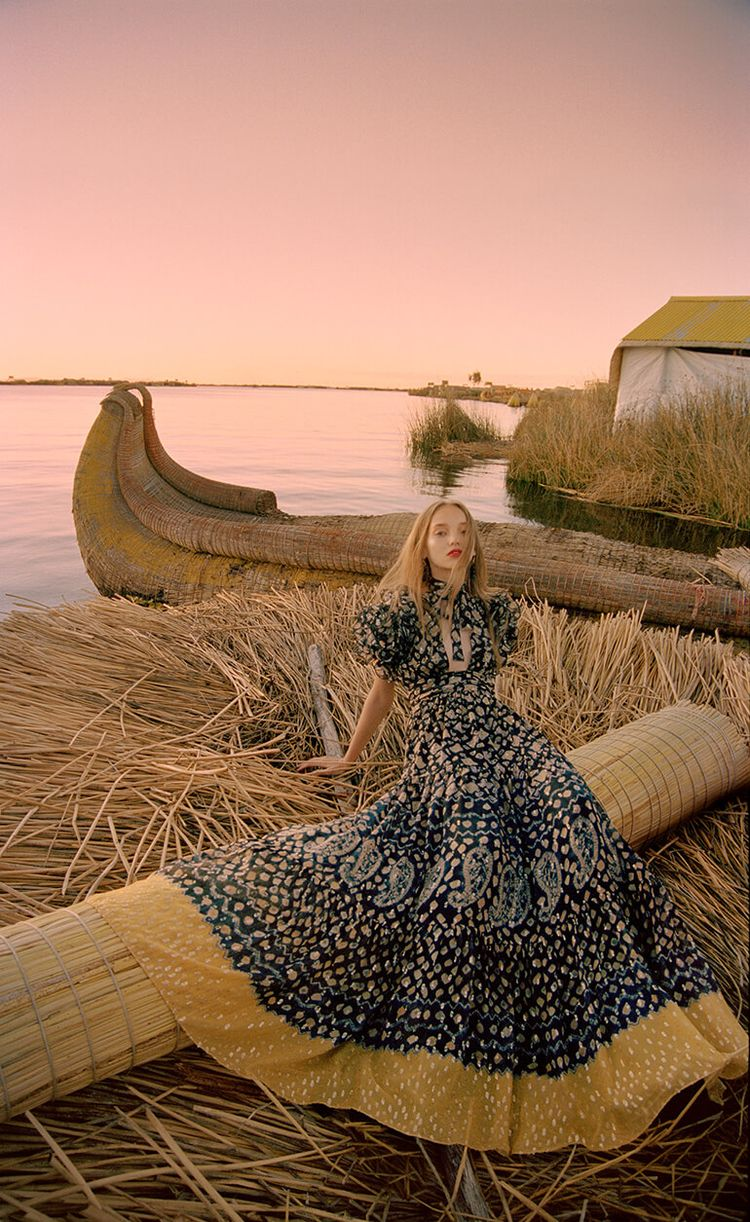 Ulla Johnson Puts Foot Fall 201 - thecoolhour | ello