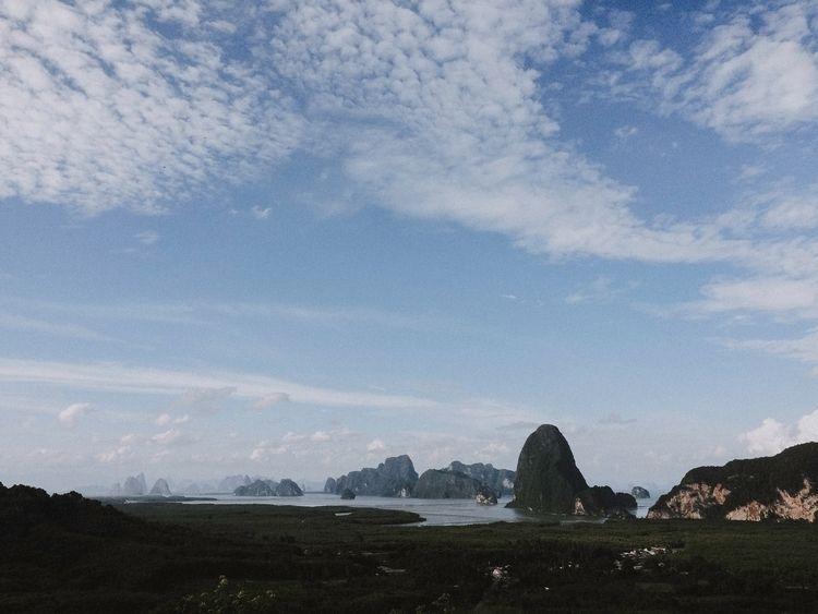 Leeto Bay viewpoint , Panhnga  - puenzxiifools | ello