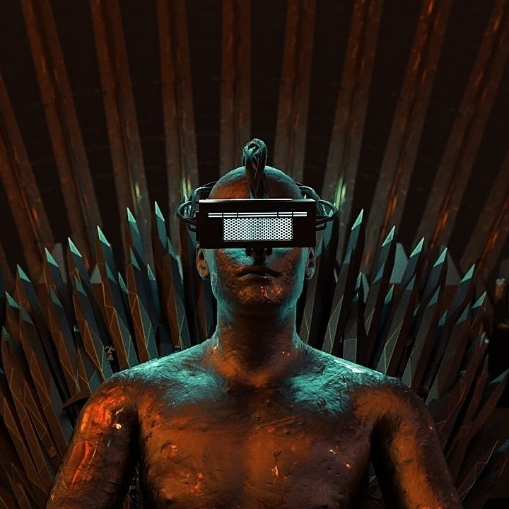 HUMANS TECHNOLOGY - King World  - mxcstudio | ello