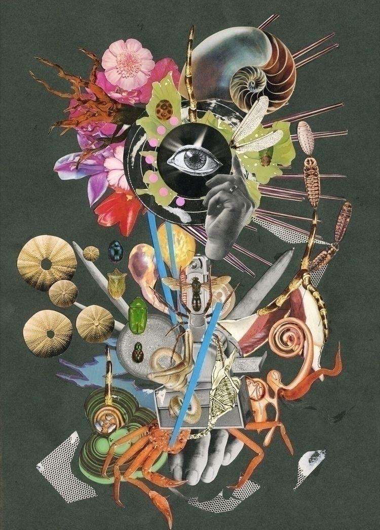 collage, collageart, art, digitalart - tokyoyamada   ello